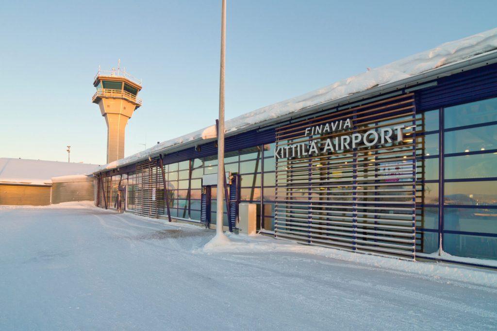 Kittila Airport Lapland