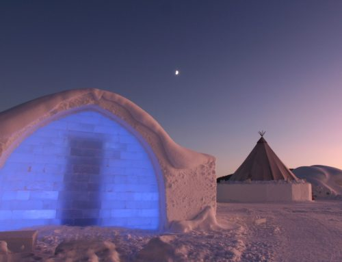 Classic Ice Hotel Short Break in Sweden