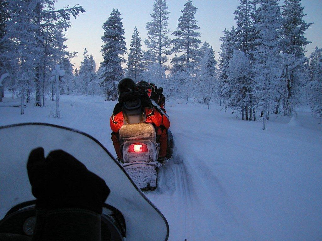 Snow-Mobile